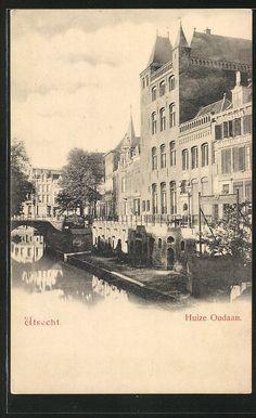 Utrecht, Huize Oudaan