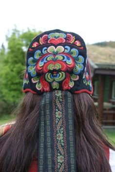 Traditional Swedish cap