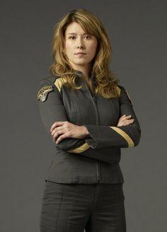 Jewel Staite portrayed Dr. Jennifer Keller in Stargate: Atlantis. (MGM)