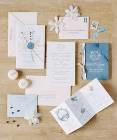 Gorgeous invitation suite | Ryan Ray