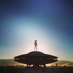 41 Awesome Burning Man Instagram Photos | SF Station - San Francisco's City Guide