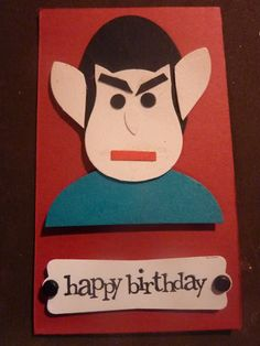 Crafty Cow Creations: live long and prosper