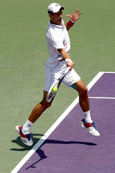 Novak Djokovic continues his great form. Looks like his SpiderTech hamstring application is doing the trick!