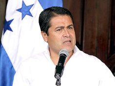 3. The politics of Honduras is a republic under the presidency of Juan Orlando Hernández. He recently became the president of Honduras on January 27, 2014. He is both the head of state and head of government. There is no type of monarch in their government. I chose this picture to show Juan Orlando Hernández, the president of Honduras, as he leads the people of a republic.