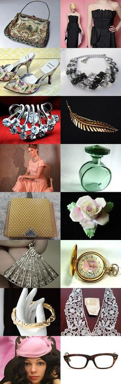 The Fashionable Lady by Erica on Etsy--Pinned with TreasuryPin.com