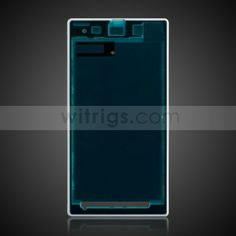 Screen Replacement for Sony Xperia z1 OEM LCD Supporting Frame for Sony Xperia Z1 White