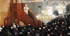 """Cumanız Mübarek Olsun Aziz Kardeşlerim!   Okuduğum âyet-i kerimede Yüce Rabbimiz şöyle buyuruyor: """"Elif Lâm Râ. Bu Kur'an, Rablerinin iz..."""