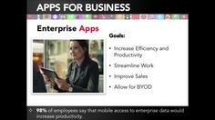 http://www.zco.com - Our own Account Executive Courtney LeClaire led a workshop session on mobile development at the Small Business Expo in Boston on Oct 2nd, 2014. This video shows some of the highlights like consumer & enterprise apps, gamification, augmented reality, and integrating apps with Salesforce.   Read the full blog post here... http://www.zco.com/blog/how-implement-mobile-apps/  Follow us on http://www.facebook.com/ZcoCorporation https://twitter.com/zcocorporation…