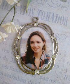 Atelier Teresa Molina: Medalha Customizável com sua Foto