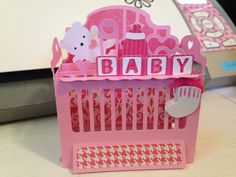 Box card for baby