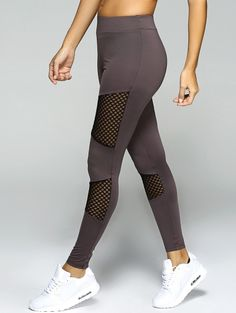 SHARE & Get it FREE | Mesh Spliced Sport LeggingsFor Fashion Lovers only:80,000+ Items • New Arrivals Daily Join Zaful: Get YOUR $50 NOW!