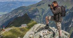 Beim Wandern gehört für viele Urlauber auch die Kamera mit zur Ausrüstung. Immerhin erkunden Sie auf den verschiedenen Wanderwegen tolle Landschaften. Wie Sie diese am besten in Szene setzen können, erfahren Sie hier.
