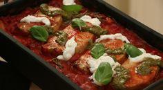 Koteletter på italiensk