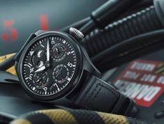 IWC Big Pilot's Top Gun Limited Edition Watch