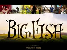 big fish directed by tim burton