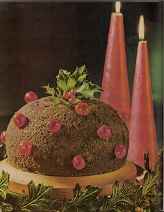 Boiled Plum Pudding.... I definitely see the boils.  (by glen.h, via Flickr)