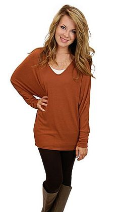 There are wants, then there are needs, and this dolman sleeve top is definitely a need for your Autumn wardrobe! $36 www.shobluedoor.com