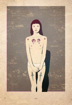 Adams Carvalho (ffffixas) - Ilustración