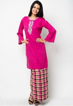 1000+ images about baju kurung on Pinterest | Baju kurung, Malaysia ...