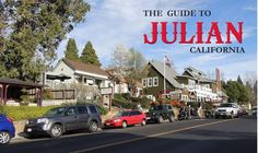 A premier mountain getaway, just an hour east of San Diego, in the beautiful Cuyamaca mountains. Take a step back in time to the days of Julian's beginning rooted in the 1870's gold rush. Get away from the hectic rush of city life... discover the charms of Julian.