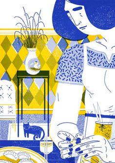 The Whimsical Illustrations of Lisk Feng