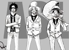 ぽにお Ponio (@nyaponi) | Twitter One Piece Comic, One Piece Ace, One Piece Luffy, One Piece English Sub, Ace Sabo Luffy, Anime D, One Peace, One Piece Pictures, Manga Games
