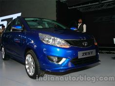 Slideshow : Tata Motors unveils sedan Zest - Tata Motors unveils compact sedan Zest | The Economic Times