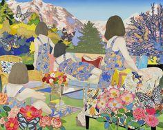 Peinture Naomi Okubo