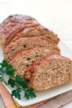Healthy Comfort Meatloaf Recipe