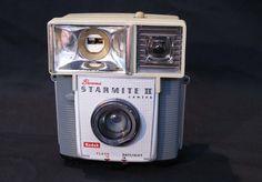 Kodak Brownie Starmite II | Early 1960's 127 roll film