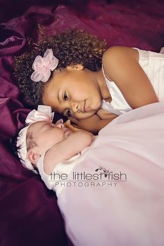 Sister Love~ The Sweetest Sweet Thing » The Littlest Fish Photography