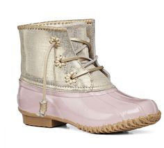 Jack Rogers Duck boots