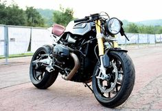 BMW NineT One by Cafemoto