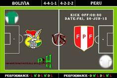 Bolivia, Peru, Football, World, America's Cup, Turkey, Soccer, Futbol, American Football