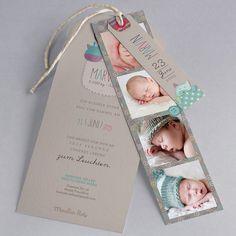 Geburtskarten - BNM42-001