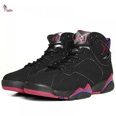 Nike - Chaussures Air Jordan 7 Retro-42.5-Noir - Chaussures nike (*Partner-Link)