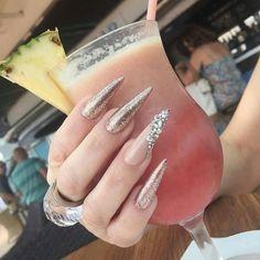 @vetro_usa -  @itsnery Love how my caribbean vacation nails came out #swarovski design by my flaca @cynthia_m1228  #nails #acrylics #gelnails #miami #miamilakes #hialeahnails #nailsonfleek #miaminails #hialeah #miamisalon #notd #nailsmiami #gelnailsmiami #naildesigns #nailstagram #nailswag #nailart #miaminailsalon #gelmani #nailtech #ultabeauty #nailporn #glitter #fallnails #pretty #beauty #nailoftheweek #instarepost20