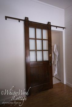 Barn Doors: They're Not Just for the Farm