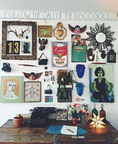 Décor Do: Build A Gallery Wall