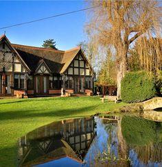 The 4* Langshott Manor.