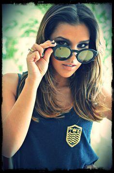 Mariana Rios usa Evoke 12 Big. #marianarios #visostore #evoke #lindo #evoke12big  http://www.visostore.com.br/oculos-de-sol/evoke/evk-12-big/ Lindo óculos @Visostore