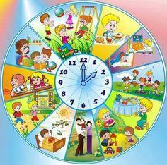 Risultati immagini per mal på årshjul til årstider Alphabet Activities, Kindergarten Activities, Educational Activities, Activities For Kids, Crafts For Kids, Free To Use Images, Teaching Time, Preschool Art, English Lessons