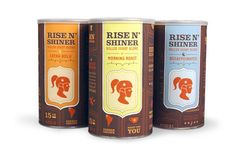 coffee packaging design | 20 Inspirational Coffee Package Design | Design Crib