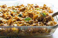Recipe: Easy Enchilada Noodle Bake
