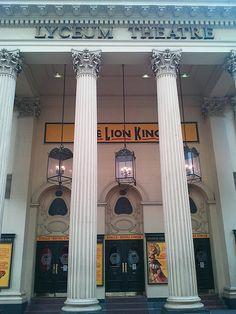 Lyceum Theatre London Birthday Treat