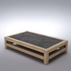 concrete coffee table - Google Search