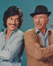 Old School TV show Chico and The Man