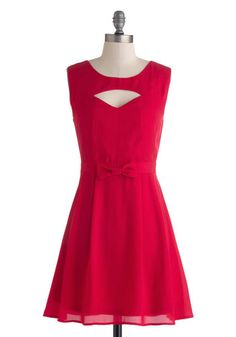 Bright at the Theater Dress, #ModCloth