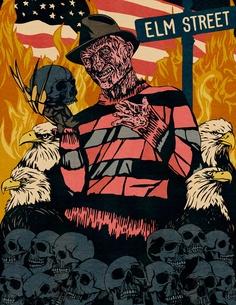 Freddy Krueger - A Nightmare on Elm Street