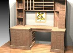Fly tying desk ideas Woodworking Plans, Woodworking Projects, Fly Fishing Gear, Fishing Stuff, Fly Tying Desk, Bamboo Fly Rod, Fly Rods, Desk Storage, Man Cave